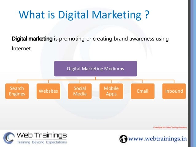 Digital Marketing Ppt(Presentation) - Digital Marketing Strategies
