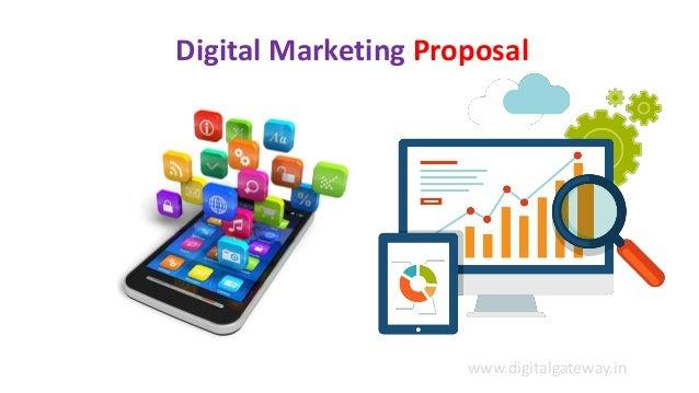 Digital proposal