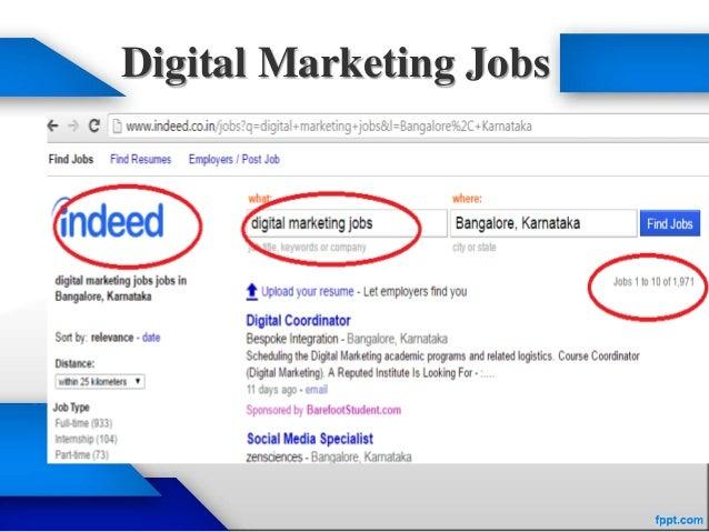 Digital Marketing Online Training Bangalore