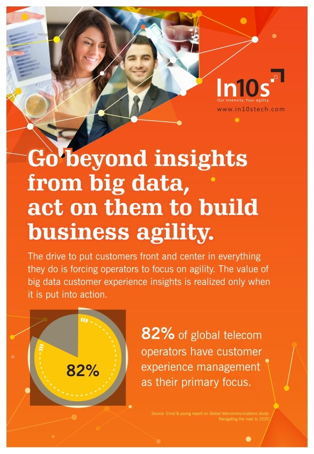 Build business agility that drives customer centricity
