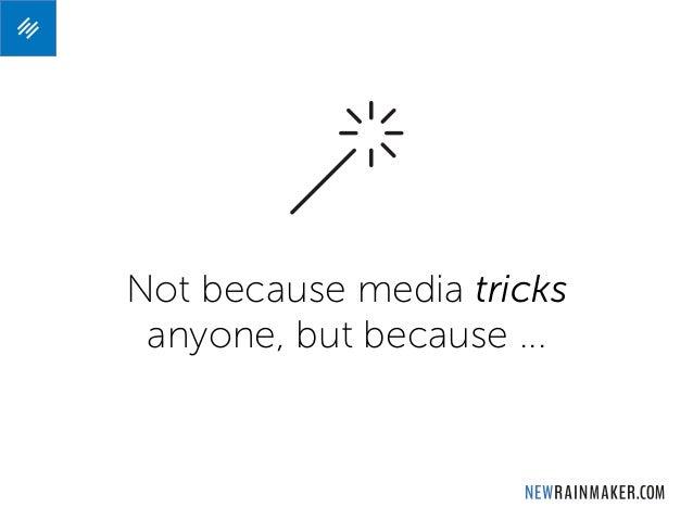 "8 Ways a Digital Media Platform is More Powerful than ""Marketing"" Slide 3"