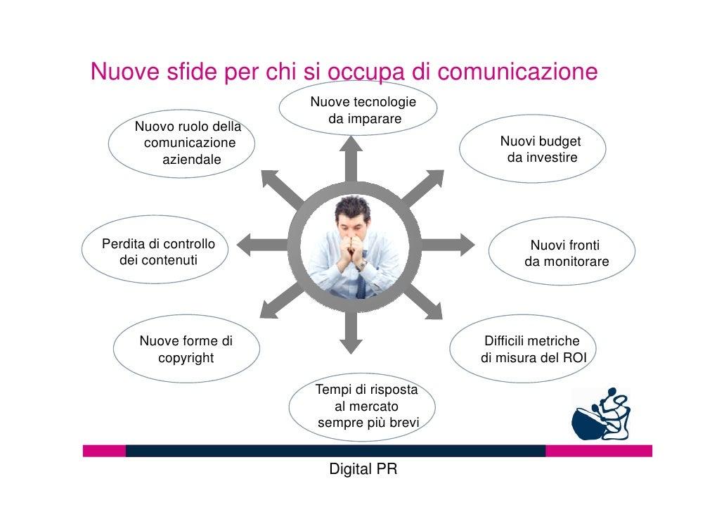 Nuove sfide per chi si occupa di comunicazione                           Nuove tecnologie                             da i...
