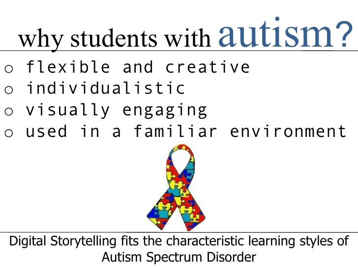 a research on improving the learning possibilities for students with autism spectrum disorder Autism, or autism spectrum disorder (asd), refers to a broad range of conditions characterized by challenges with social skills, repetitive behaviors, speech and nonverbal communication we now know that there is not one autism but many subtypes, and each person with autism can have unique strengths and challenges.