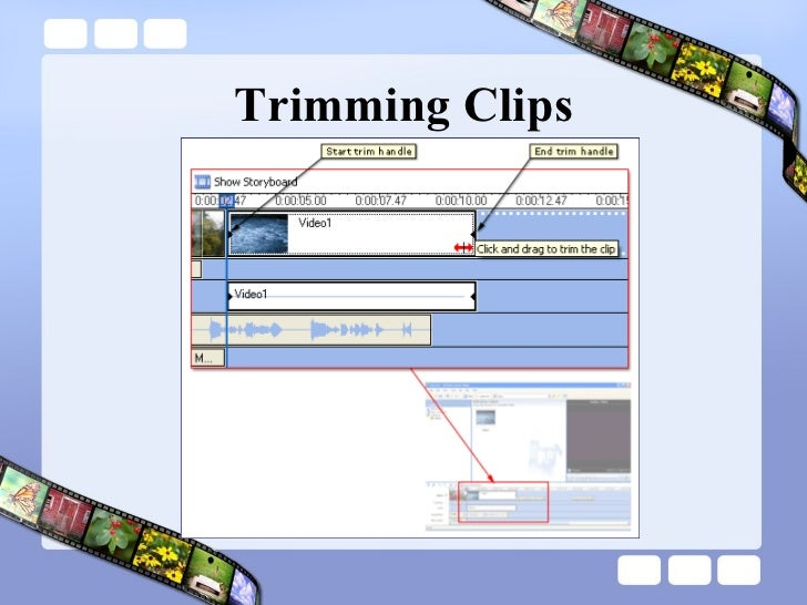Trimming Clips