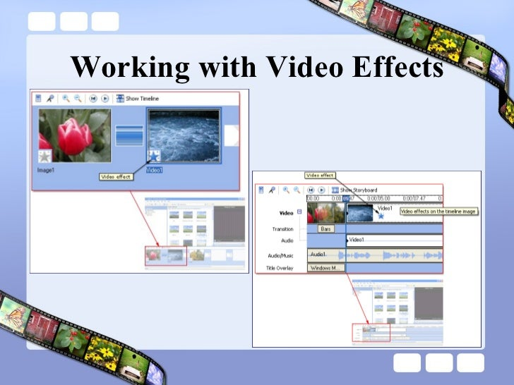 Working with Video Effects