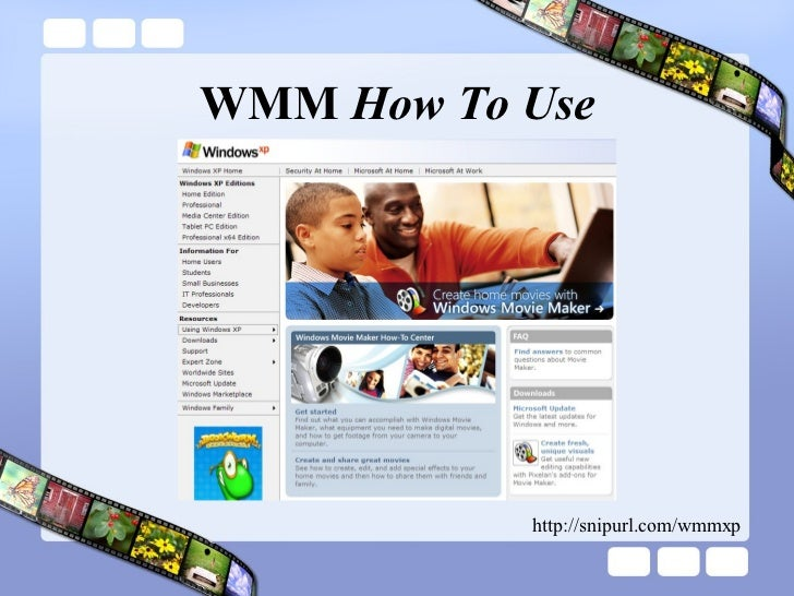 WMM  How To Use http://snipurl.com/wmmxp