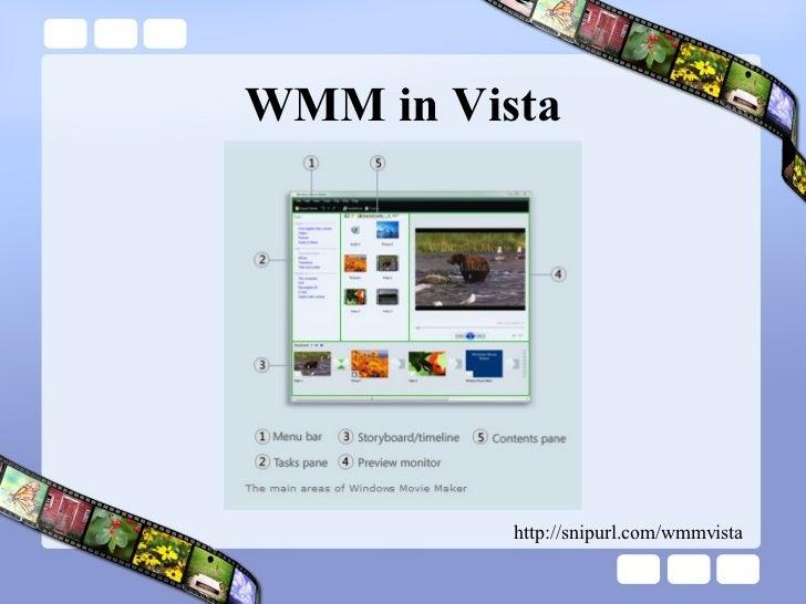 WMM in Vista http://snipurl.com/wmmvista