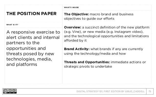Position essay definition position paper ayucar