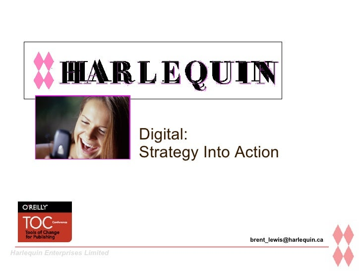 Digital: Strategy Into Action [email_address]