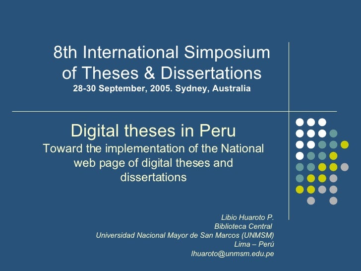 Australian digital phd thesis