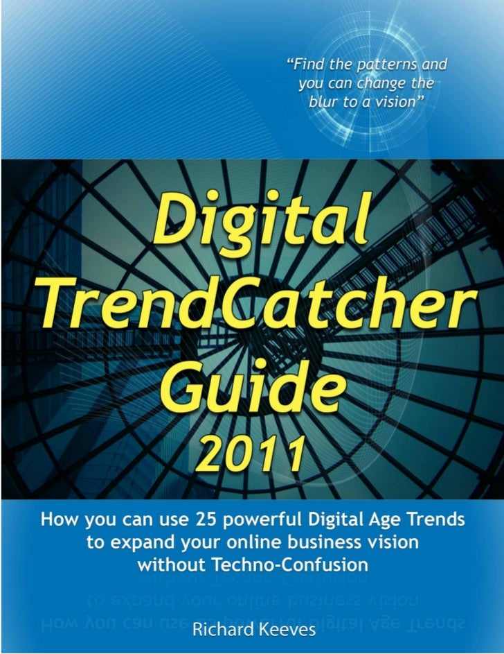 """What others are saying about                                        Digital TrendCatcher Guide    """"It's not often you see ..."""