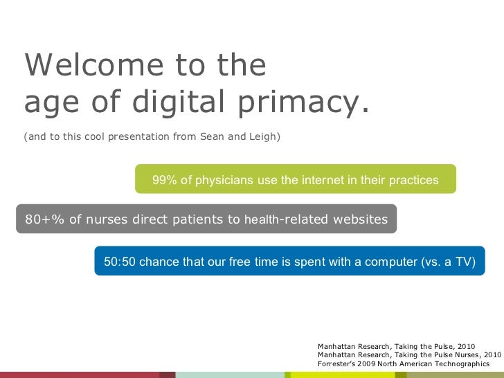 Digital trends in healthcare and pharma marketing Slide 2