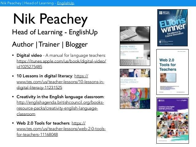 Video Tools for Teachers - Digital Video Slide 2