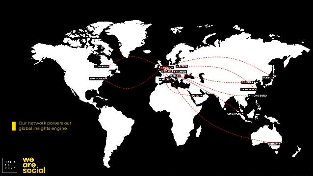 Our network powers our global insights engine