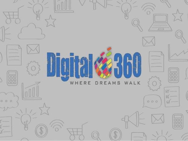 Digital Marketing Services For best Digital Marketing Services in India, contact Digital360. Digital Marketing strategies ...