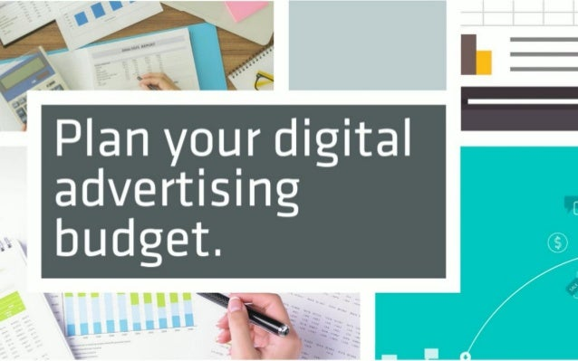 Digital Advertising Budget Template