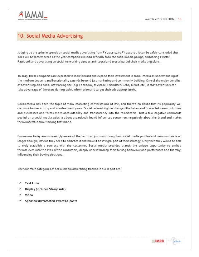 digital advertising in statistics trends  13