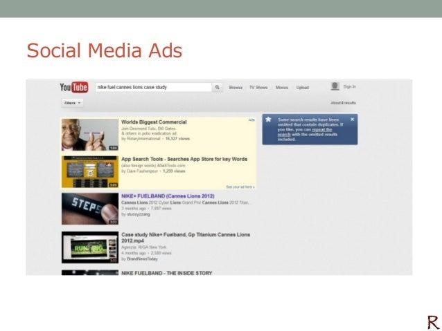Digital advertising – terms & terminology