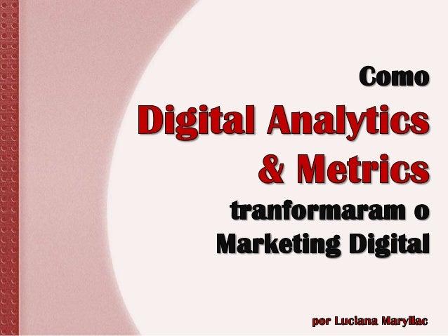 // Luciana Maryllac @maryllac • Graduada em Comunicação Social com ênfase em Jornalismo – Uni9 • MBA em Gestão e Marketing...