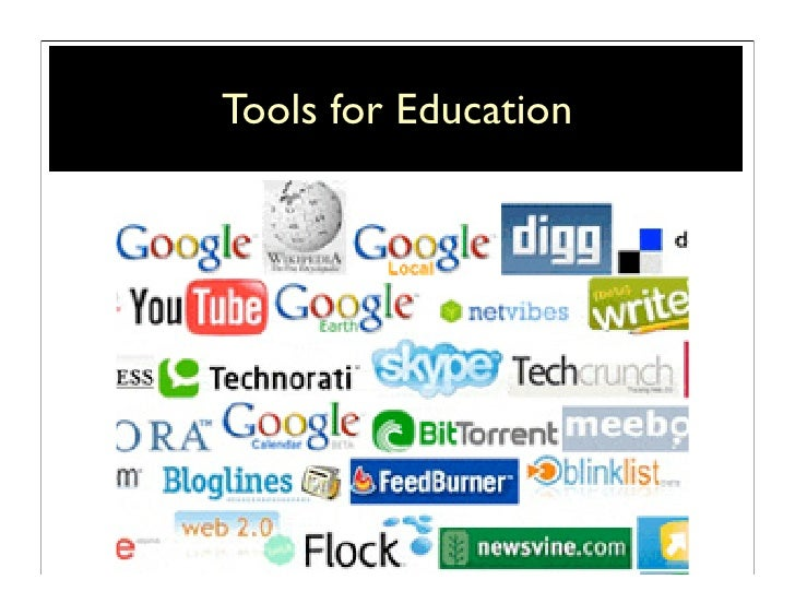 Tools for Education