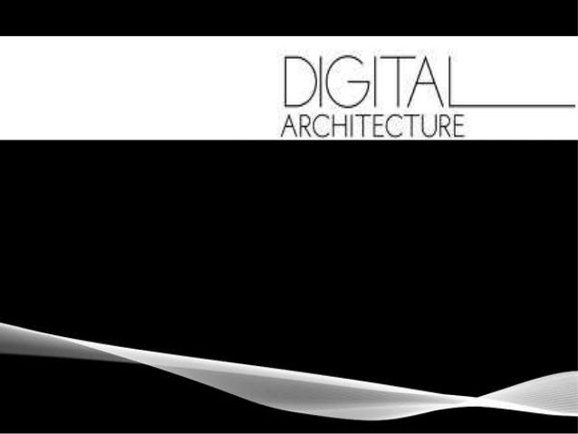 -The term 'digital architecture' has been coined by William Gibson in 1984. -CYBERSPACE- The world of digital architecture...