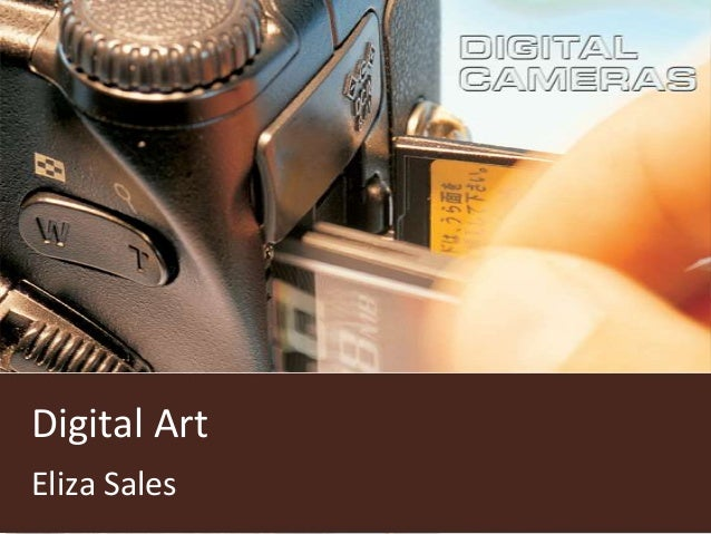 Digital ArtEliza Sales