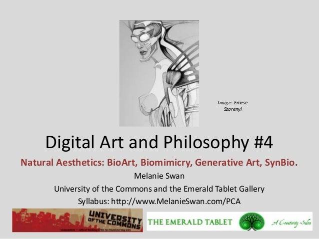 Image: Emese                                                    Szorenyi     Digital Art and Philosophy #4Natural Aestheti...