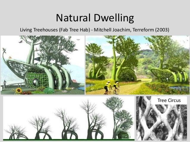 Natural DwellingLiving Treehouses (Fab Tree Hab) - Mitchell Joachim, Terreform (2003)                                     ...