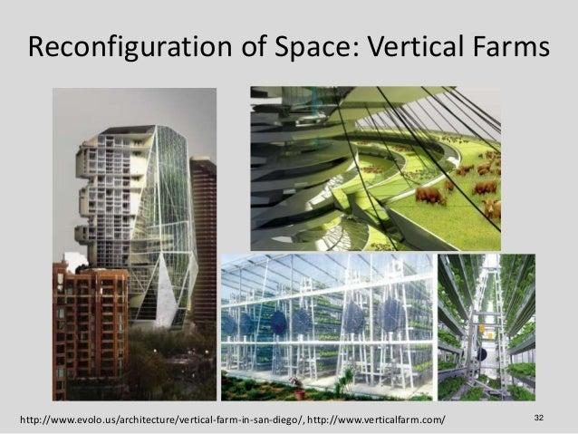 Reconfiguration of Space: Vertical Farmshttp://www.evolo.us/architecture/vertical-farm-in-san-diego/, http://www.verticalf...
