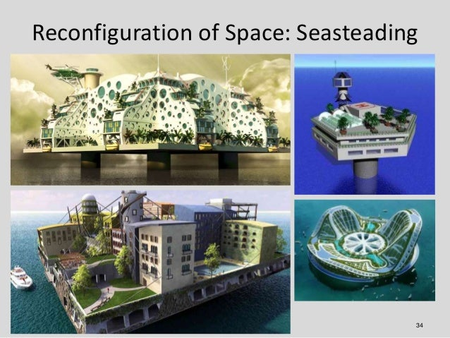 Reconfiguration of Space: Seasteading                                    34