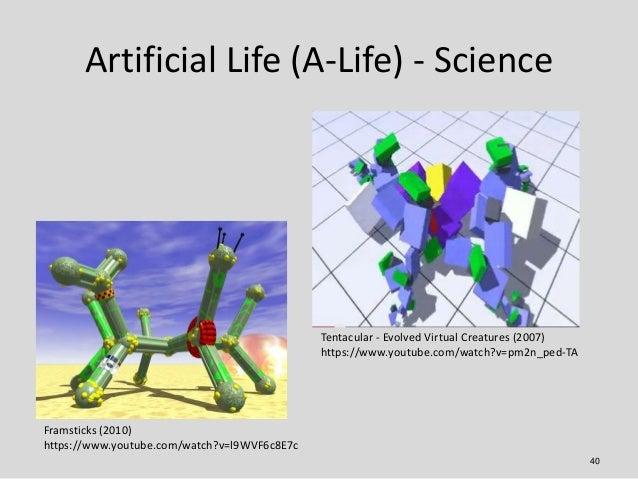 Artificial Life (A-Life) - Science                                              Tentacular - Evolved Virtual Creatures (20...
