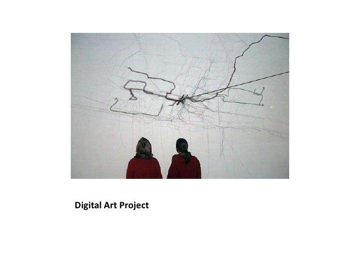 Digital Art Project<br />