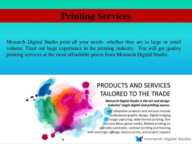 Digital art printing | Giclee Printing Services