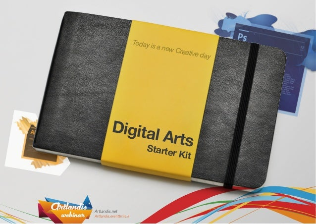 Digital ArtsStarter KitToday is a new Creative day