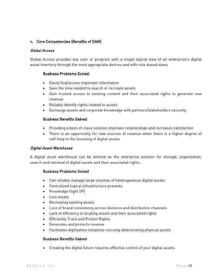Digital Assets Management Resume] Digital Asset Management ...