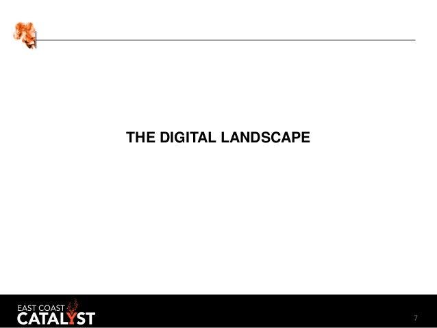 7 THE DIGITAL LANDSCAPE