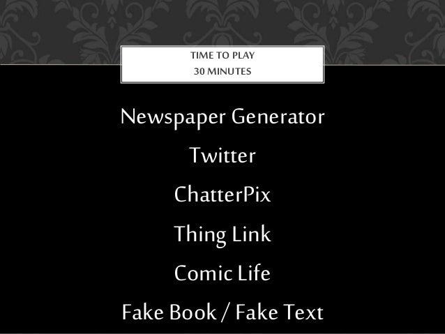 fake term paper generator