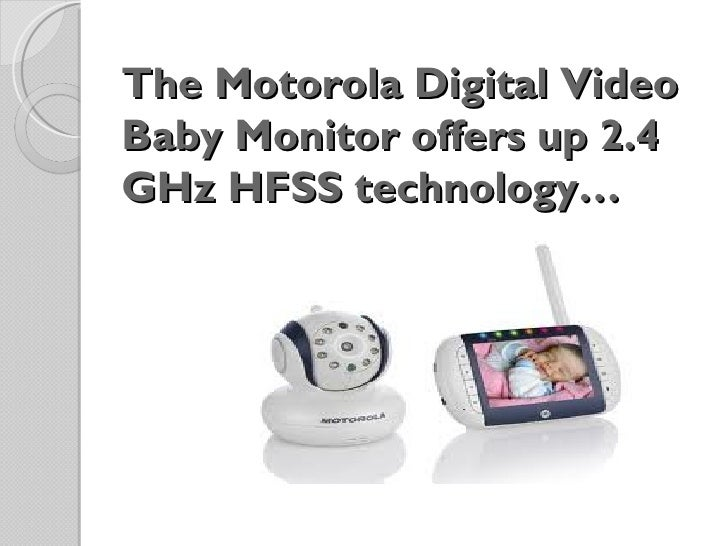 digital baby monitor reviews motorola digital video baby monitor rev. Black Bedroom Furniture Sets. Home Design Ideas