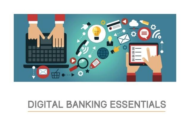 DIGITAL BANKING essentials