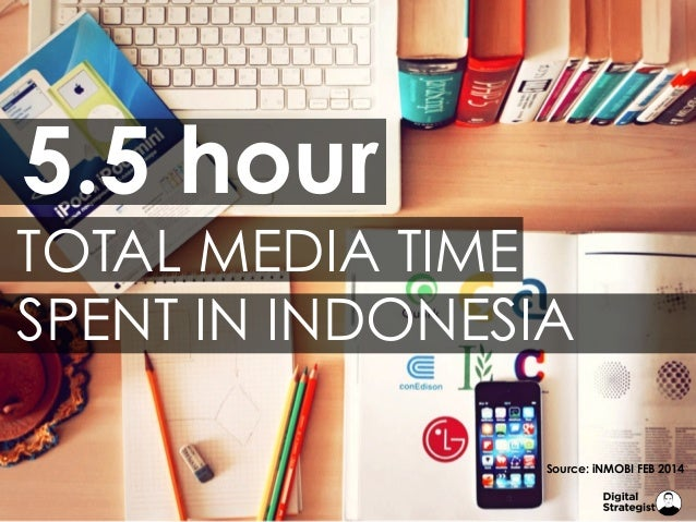 digital behaviour in indonesia (media day nontondotcom) - Mobile Tv Indonesia