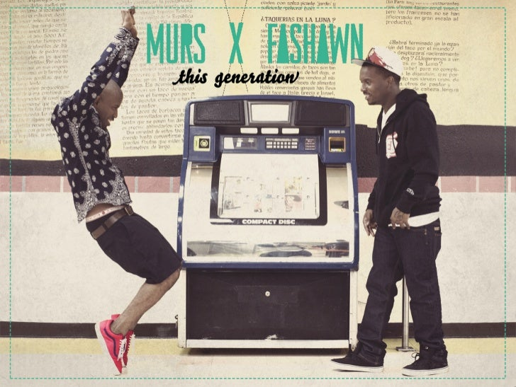 "Fashawn & Murs ""This Generation"" Digital Booklet"