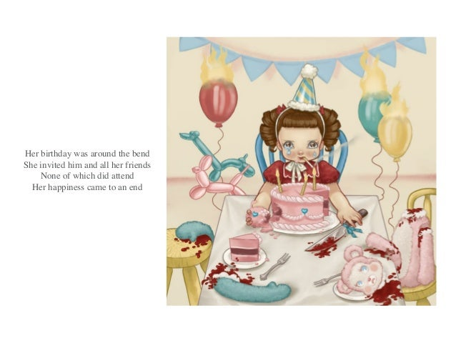 Melanie Martinez Coloring Book Pages