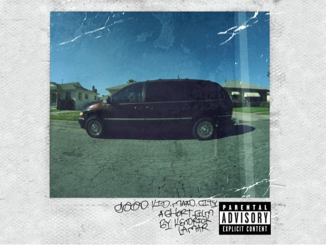 Kendrick Lamar - Good Kid, M.A.A.D City: Digital Booklet