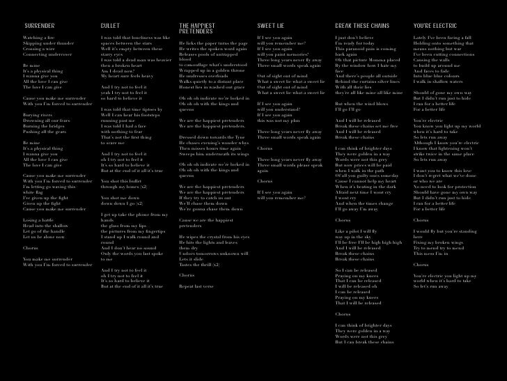 digital booklet light after dark