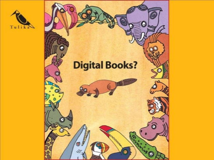 Digital Books?