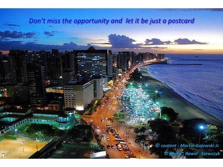 Don't miss the opportunity and  let it be just a postcard<br />© content : Martin Gajewski Jr.<br />© photo : PawelSzewczy...