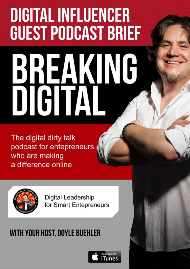 Breaking Digital - What smart entrepreneurs need to know to get out of the clutter, clear of the confusion and past the bu...