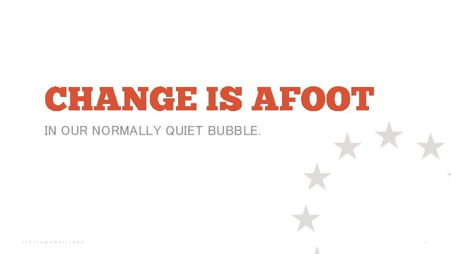 5 ways the (digital) Brussels Bubble will change as of Spring 2015 Slide 2