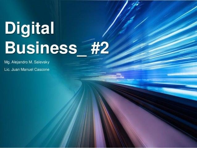 Brand Telefónica S.A. Digital Business_ #2 Mg. Alejandro M. Salevsky Lic. Juan Manuel Cascone