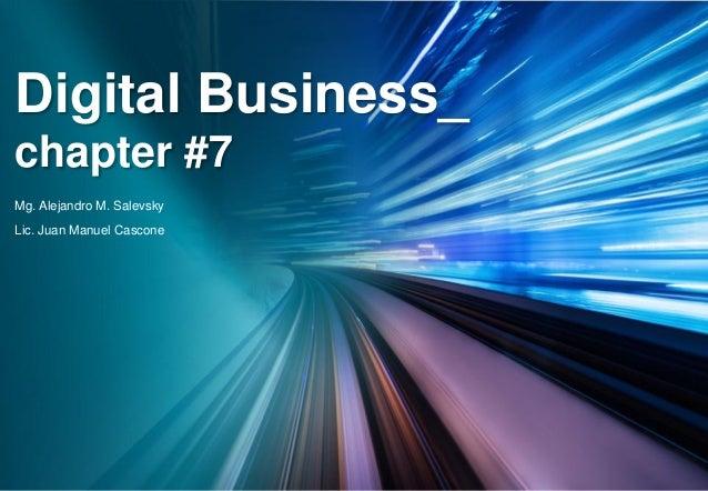 Brand Telefónica S.A. Digital Business_ chapter #7 Mg. Alejandro M. Salevsky Lic. Juan Manuel Cascone